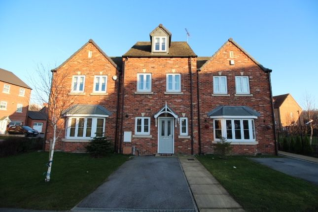 Thumbnail Town house for sale in Roebuck Chase, Wath Upon Dearne