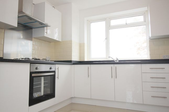 Thumbnail Flat to rent in High Road, Romford