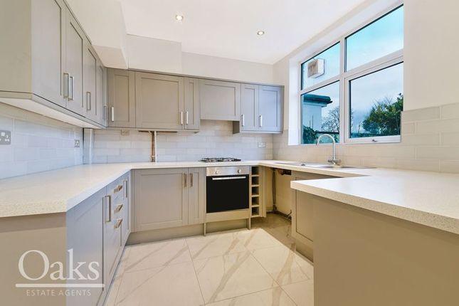 Kitchen of Sandfield Gardens, Thornton Heath CR7