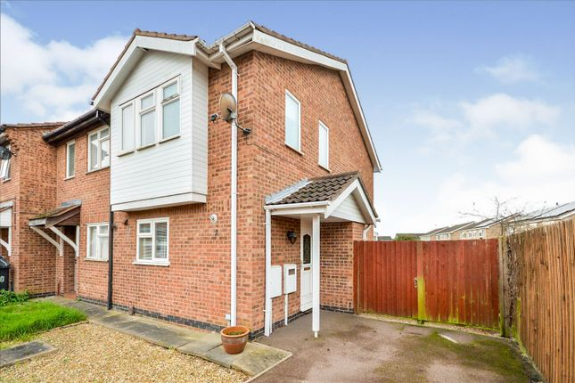 2 bed semi-detached house for sale in Convent Close, Melton Mowbray LE13