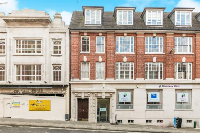 Thumbnail Flat for sale in Lloyds Avenue, Ipswich