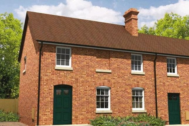 Thumbnail Terraced house for sale in Henrietta Way, High Street, Coalport