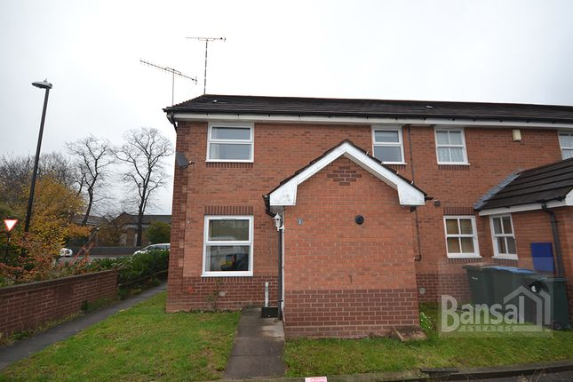 Thumbnail Property to rent in Collett Walk, Coventry