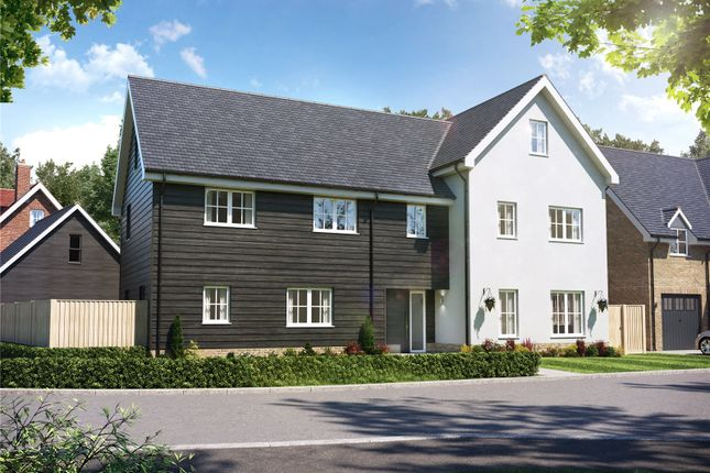 Thumbnail Detached house for sale in The Volte At The Ridings, Aldenham, Watford, Hertfordshire