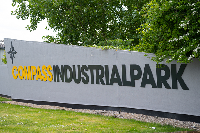 Thumbnail Industrial to let in East Unit 5 Compass Industrial Park, Speke, Liverpool