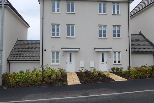 Thumbnail Semi-detached house to rent in Newcourt Way, Exeter