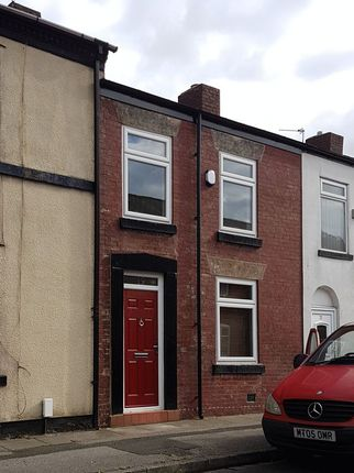 Thumbnail Terraced house to rent in Longworth Street, Bolton