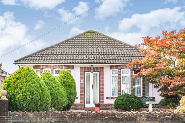 Thumbnail Detached bungalow for sale in Westfield Avenue, Rhiwbina