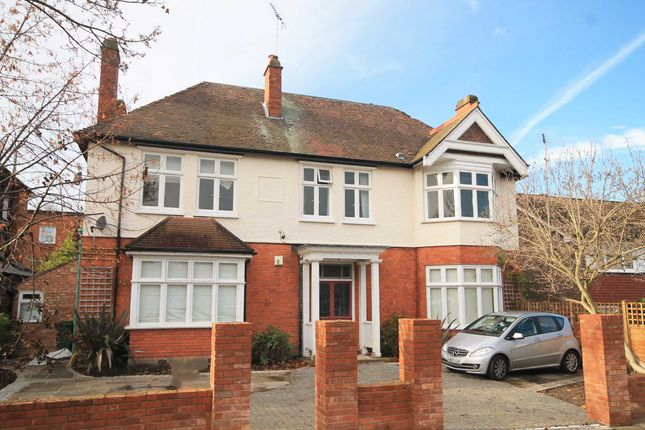 Thumbnail Flat for sale in Woodfield Road, London