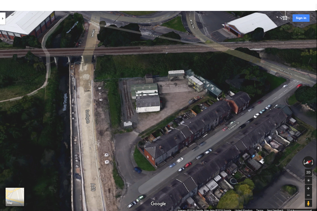 Thumbnail Land for sale in Eleanor Street, Wigan