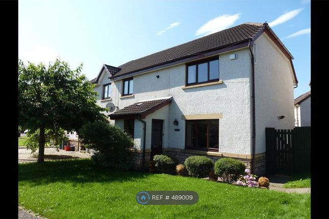 Thumbnail Semi-detached house to rent in Gilberstoun Loan, Edinburgh