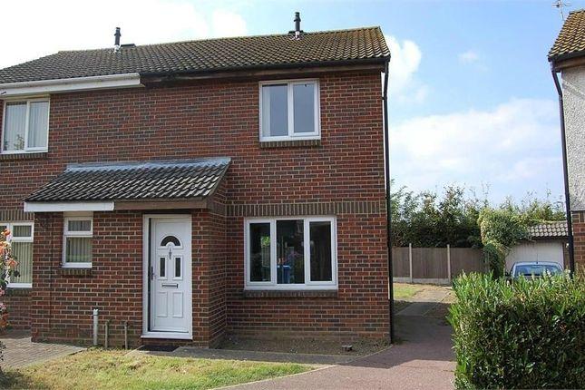 Thumbnail Semi-detached house to rent in Morello Close, Teynham, Sittingbourne, Kent