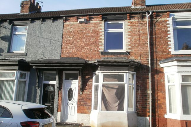 2 bed terraced house to rent in Worcester Street, Middlesbrough TS1