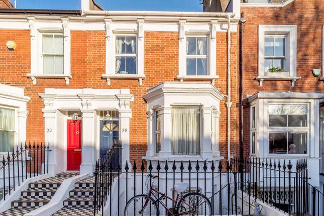 Thumbnail Terraced house for sale in Tetcott Road, London