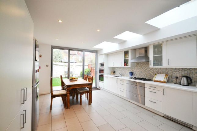 Thumbnail Semi-detached house to rent in South Western Road, St Margarets, Twickenham