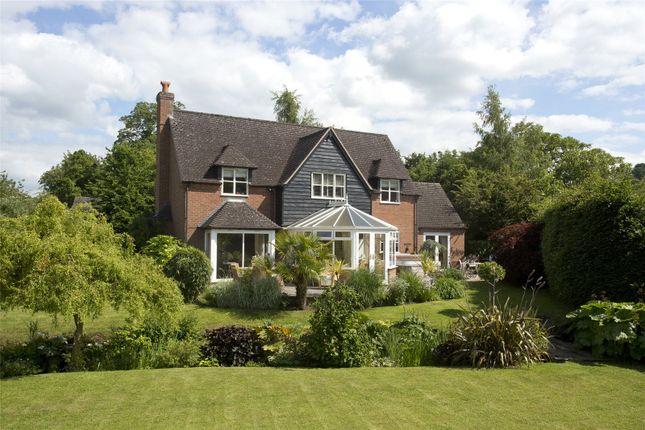 Thumbnail Detached house for sale in Hill Lane, Elmley Castle, Pershore, Worcestershire