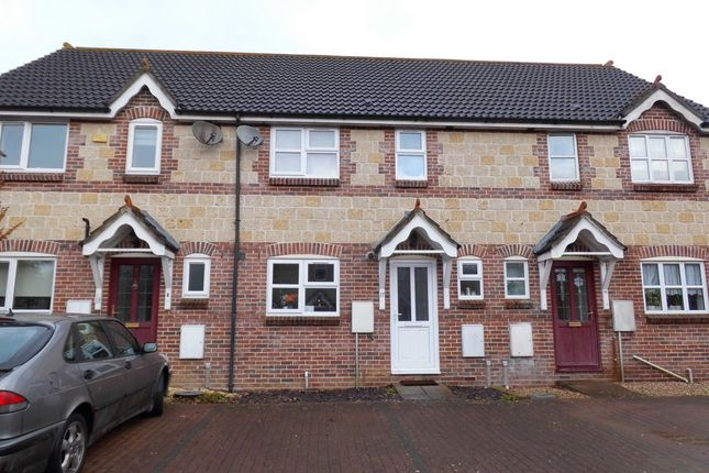 Thumbnail Terraced house to rent in Crofts Mead, Wincanton