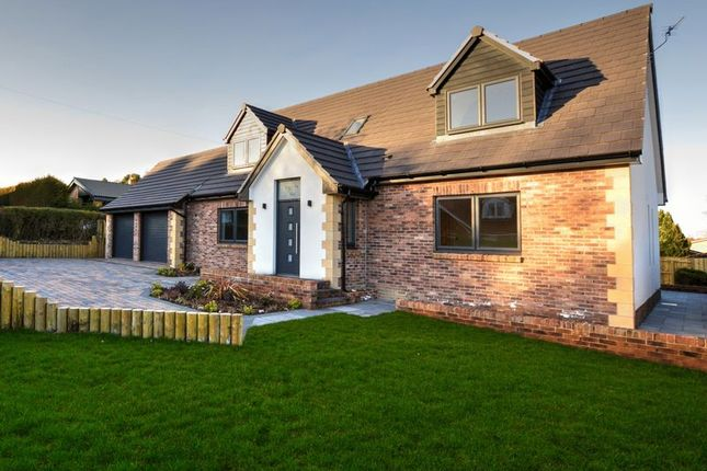 Thumbnail Detached house for sale in Studley Drive, Swarland, Morpeth