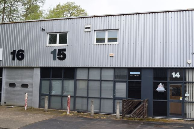 Redfields Industrial Park, Church Crookham GU52