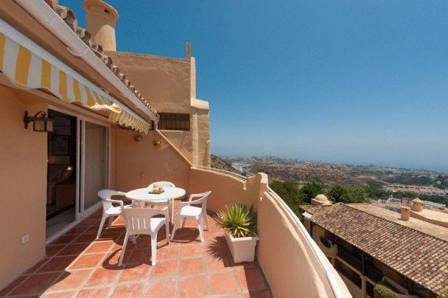 Views East of Spain, Málaga, Mijas, Calahonda
