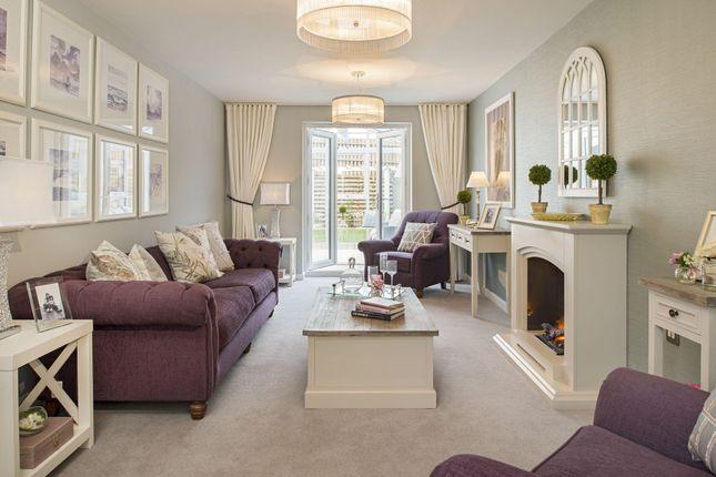 "Thumbnail Detached house for sale in ""Thornbury"" at Bevans Lane, Pontrhydyrun, Cwmbran"