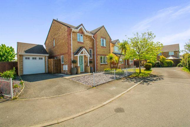 Thumbnail Detached house for sale in Pen Y Groes, Oakdale, Blackwood
