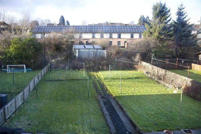 Garden of High Street, Lochwinnoch, Renfrewshire PA12