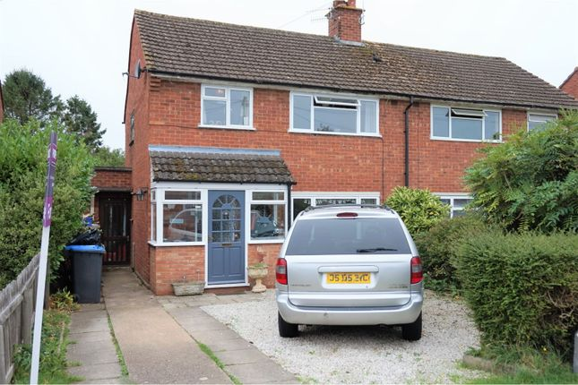 Thumbnail Semi-detached house for sale in New Street, Stratford-Upon-Avon