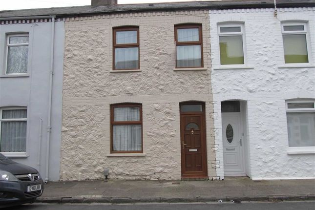 3 bed terraced house to rent in Davies Street, Barry, Vale Of Glamorgan
