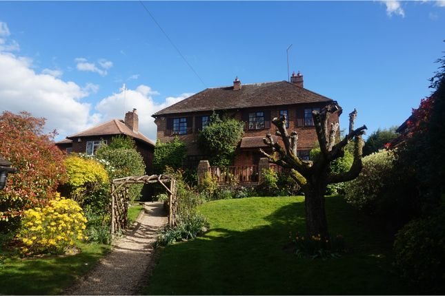 Thumbnail Detached house for sale in Brook Cottage Danemore Lane, South Godstone