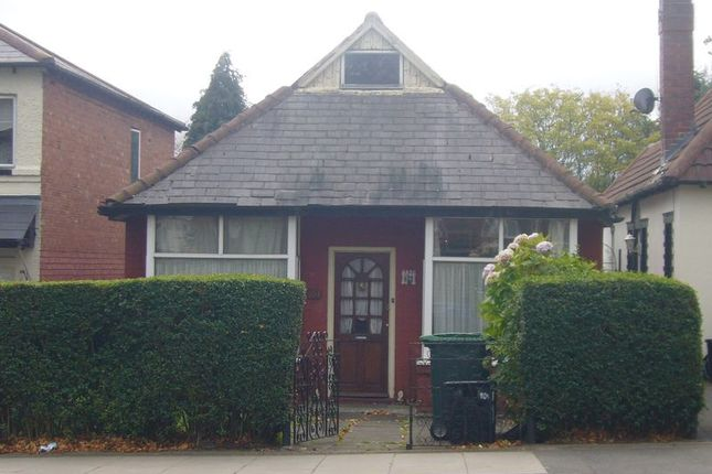 Thumbnail Bungalow for sale in Thimblemill Road, Smethwick, - Two Bed Bungalow