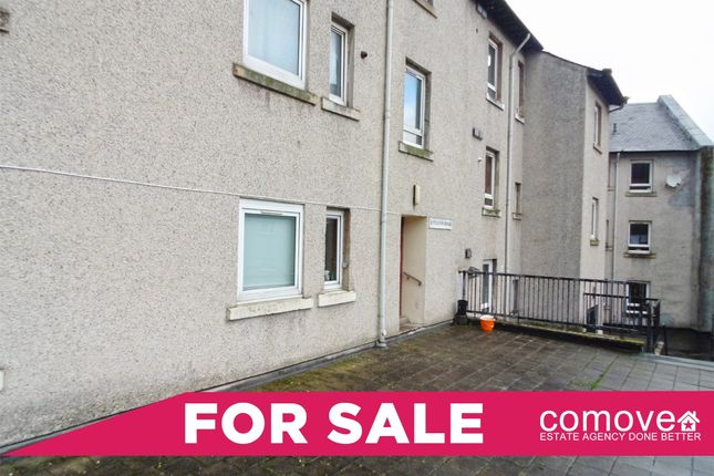 Thumbnail Flat for sale in Station Road, Port Glasgow