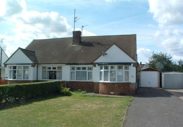 Thumbnail Semi-detached house to rent in Heathfield Road, Hitchin