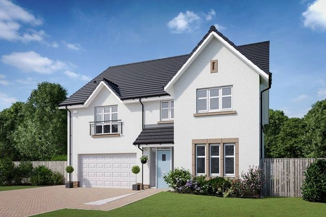 "Thumbnail Detached house for sale in ""The Lewis"" at Cassidy Wynd, Balerno"