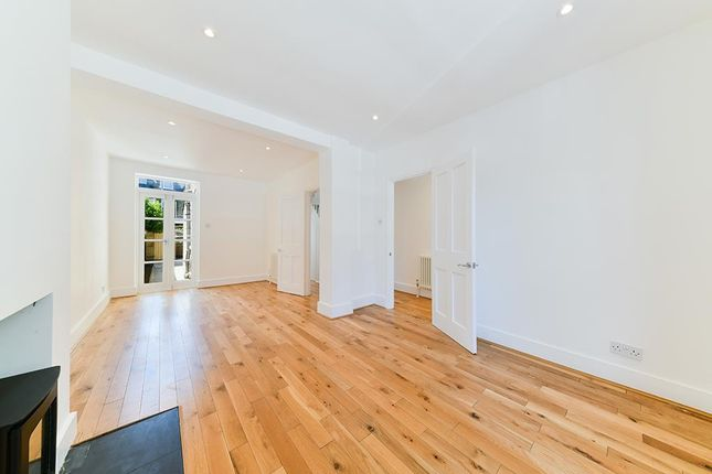 2 bed terraced house to rent in Newton Road, Wimbledon, London SW19