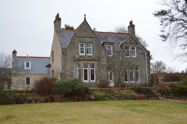 Thumbnail Detached house to rent in Inverisla House, Rothiemay, Huntly AB54,