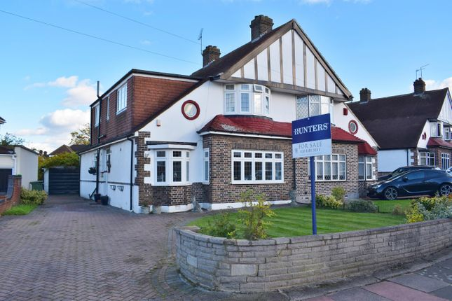Thumbnail Semi-detached house for sale in Walton Road, Sidcup, Kent