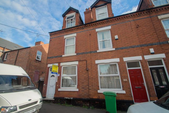 Thumbnail End terrace house for sale in Westwood Road, Sneinton, Nottingham