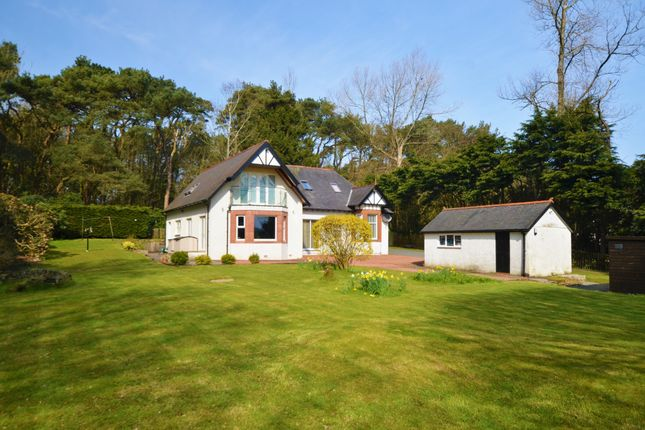 Thumbnail Detached house for sale in Tamleen Southwood, Troon