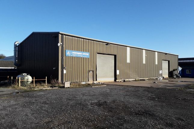 Thumbnail Warehouse for sale in Former Pipetawse Premises, Double Row, Seaton Delaval, North East