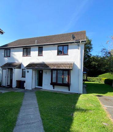 Thumbnail Property to rent in Yeolland Park, Ivybridge