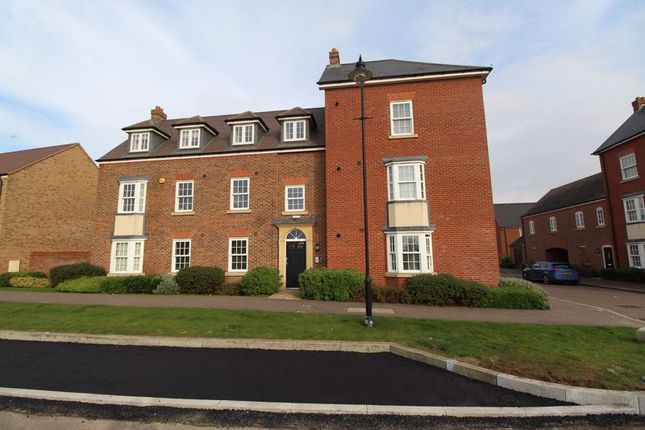 Thumbnail Flat for sale in Wilkinson Road, Kempston
