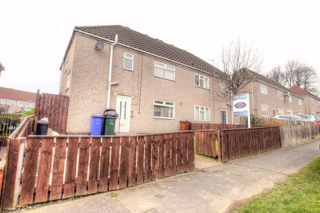 Semi-detached house for sale in Callerton Road, Throckley, Newcastle Upon Tyne