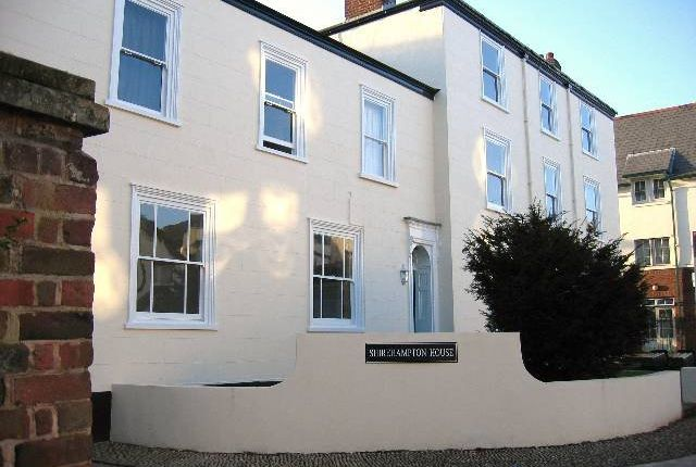 Thumbnail Flat to rent in Shirehampton House, 35-37 St Davids Hill, Exeter