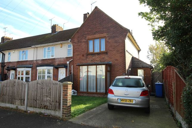 Thumbnail Terraced house for sale in St. Georges Avenue, Sheerness