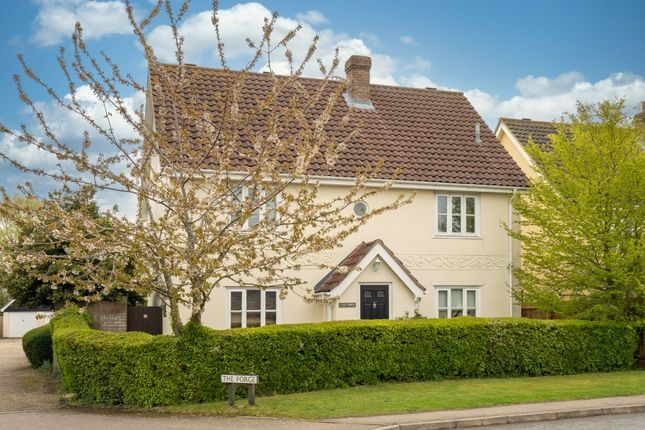 Thumbnail Detached house for sale in The Forge, Rumburgh, Halesworth