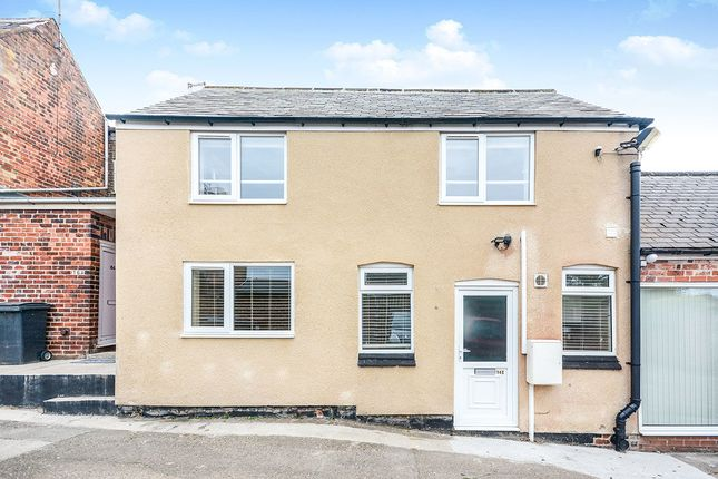 Thumbnail Bungalow to rent in C Heath Road, Holmewood, Chesterfield