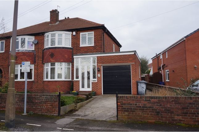 Thumbnail Semi-detached house for sale in Warner Avenue, Barnsley