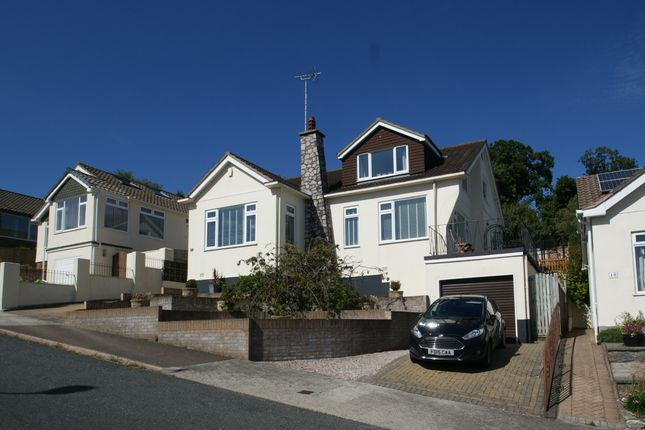 Thumbnail Detached bungalow for sale in Dolphin Court Road, Preston, Paignton