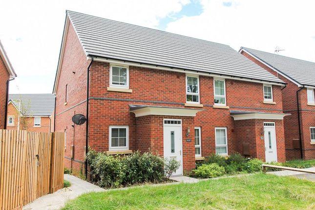Thumbnail Flat for sale in Peregrine Way, Warwick
